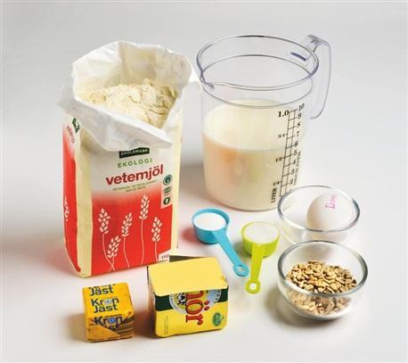 150 gram smör i dl
