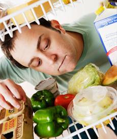 hur länge håller sig mat i kylen