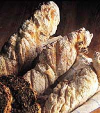 glutenfri baguette recept