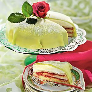 princess tårta recept