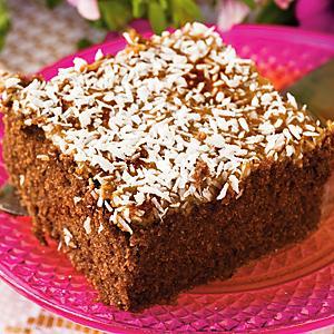 recept chokladrutor långpanna