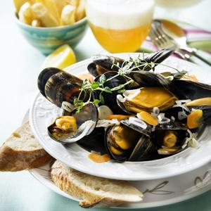 musslor recept mannerström