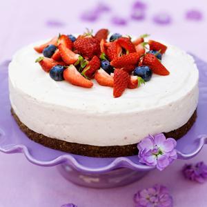 chokladbotten tårta recept