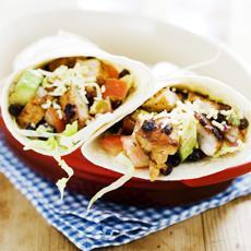 tortilla recept kyckling