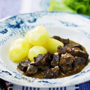 fläskgryta med potatis