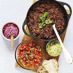 mexikansk chili recept