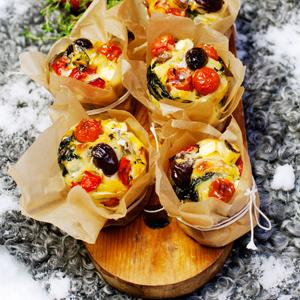 enkla matmuffins recept