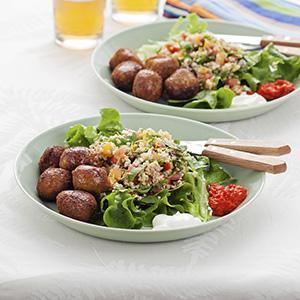 recept på falafel