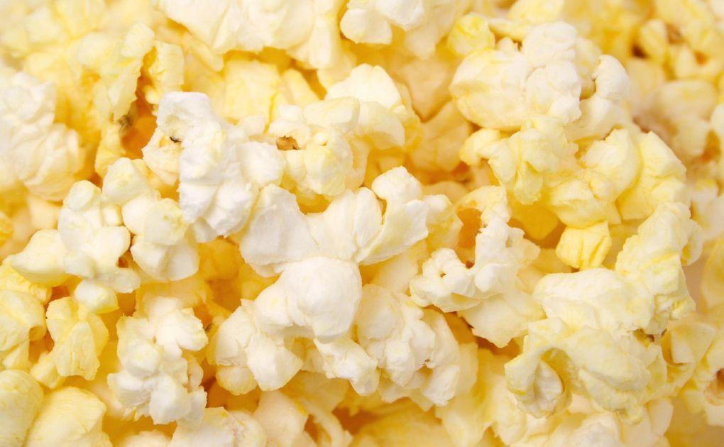 nyttiga popcorn recept