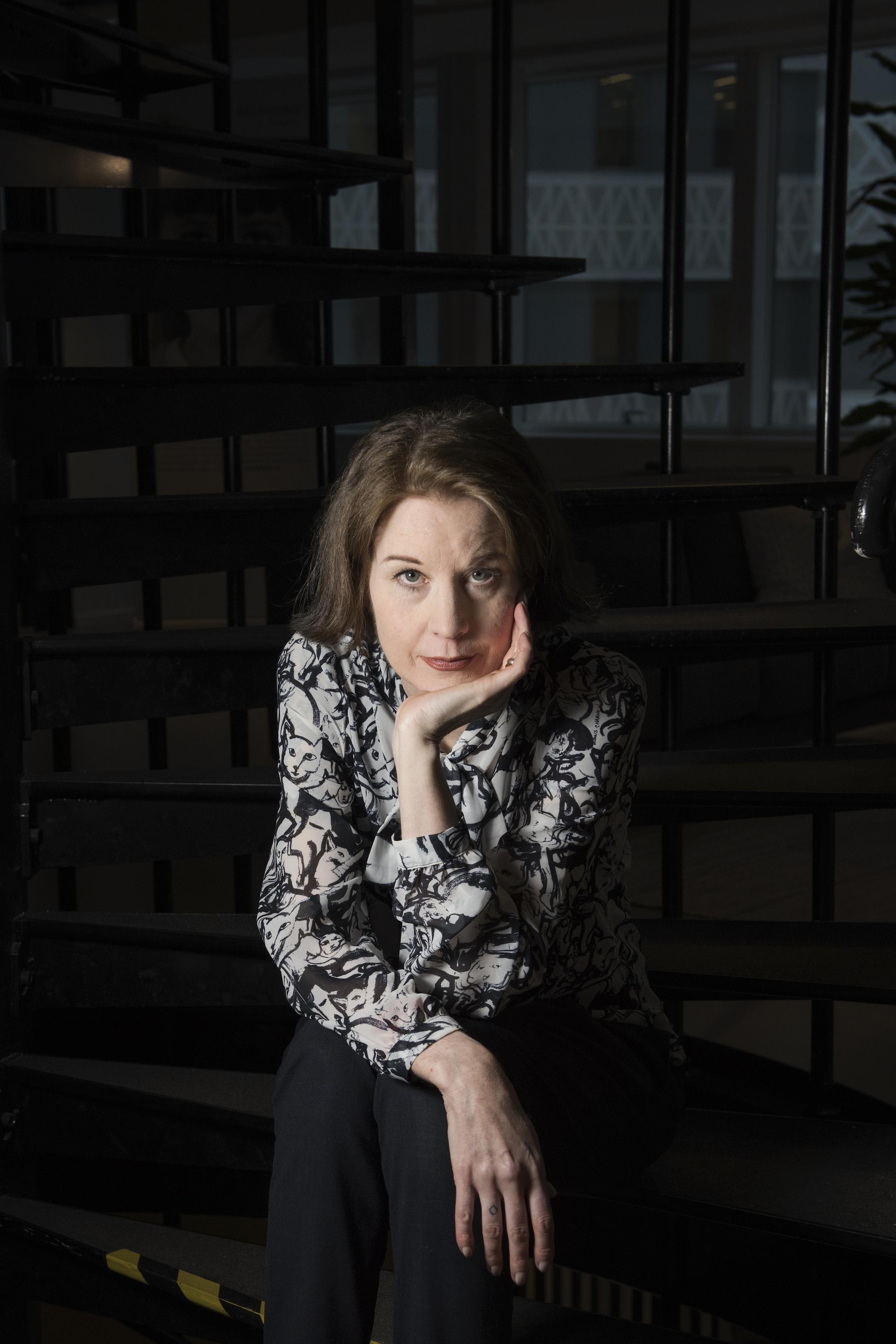ffdff0a6c16 Linda Skugges sjukdom har gjort att hon dragit sig tillbaka från  rampljuset. Foto: Ann Jonasson