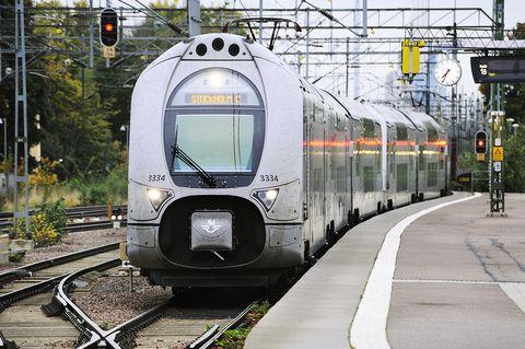 sj tåg i tid