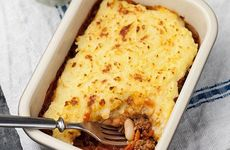Shepherds pie i matlåda