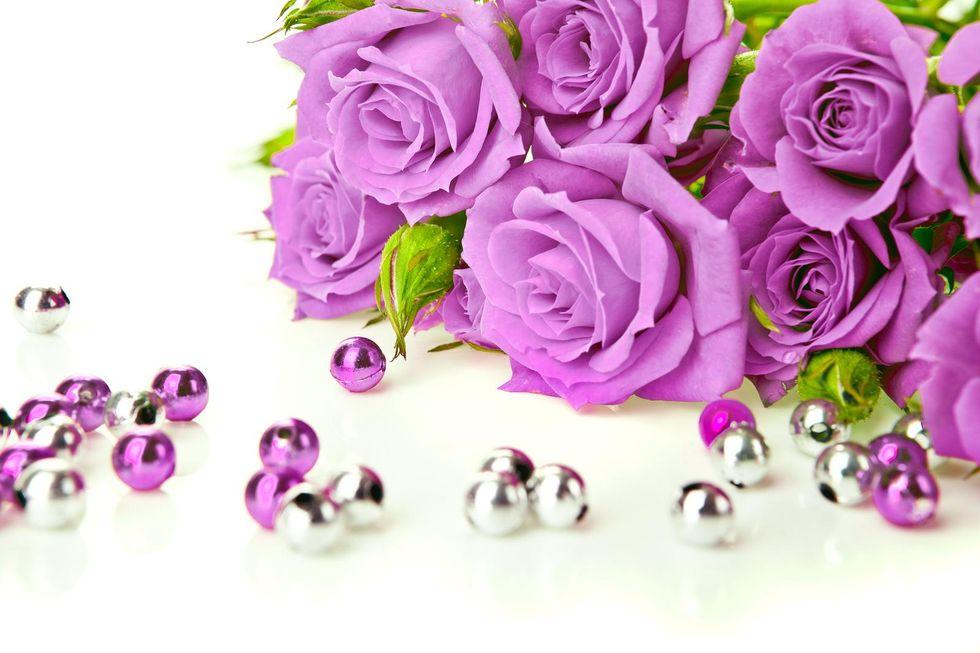 10 rosa rosor betyder
